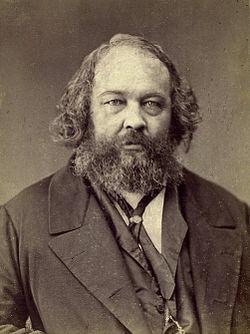 Mijaíl Bakunin-Fallecido en 1876