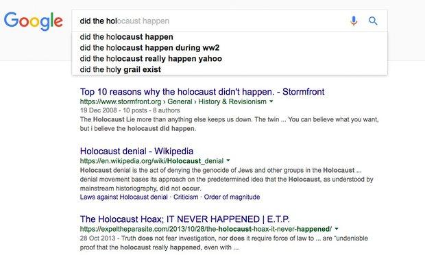 googleholocausto